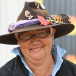 All smiles at Boulia Camel Races