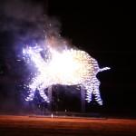Fireworks camel style