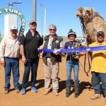 Glenda Sutton wins the Camel Cup Final 2017